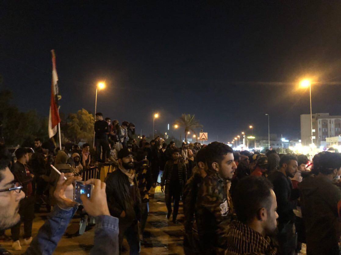 البصرة: توجيه بإطلاق سراح متظاهرين.. وحراك عشائري للإطاحة بالعيداني وقيادات أمن