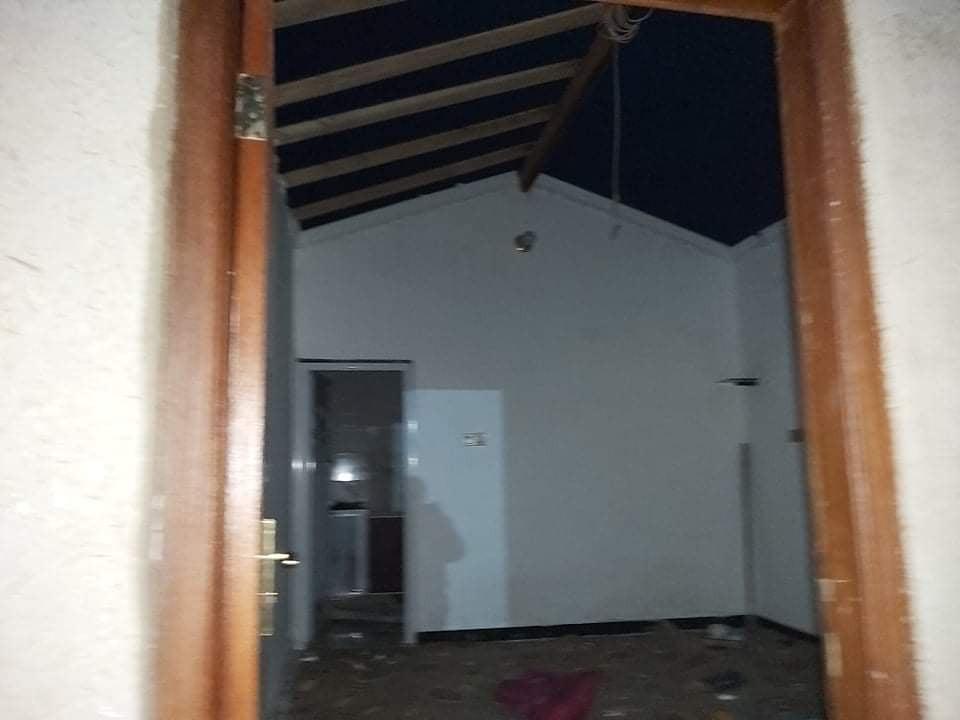 عاصفة خفيفة تدمر مشروعاً إستثمارياً بكلفة مليار دينار في ذي قار (صور)