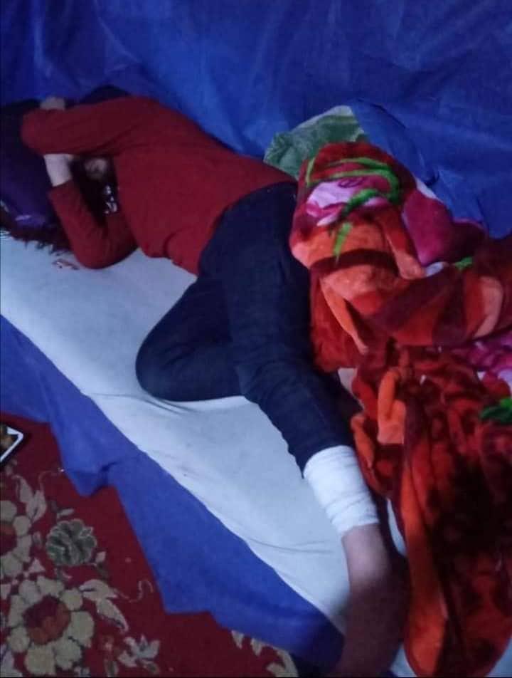 اطلاق سراح مُسعف بعد اعتقاله لساعات في التحرير(صور)