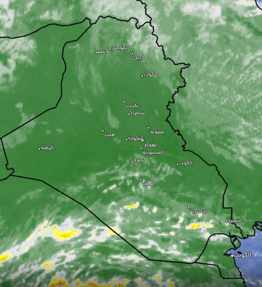 """منخفض جوي يسبق التوقعات.. و""""ثلاثية أمطار"""" تمتد حتى الأربعاء"""