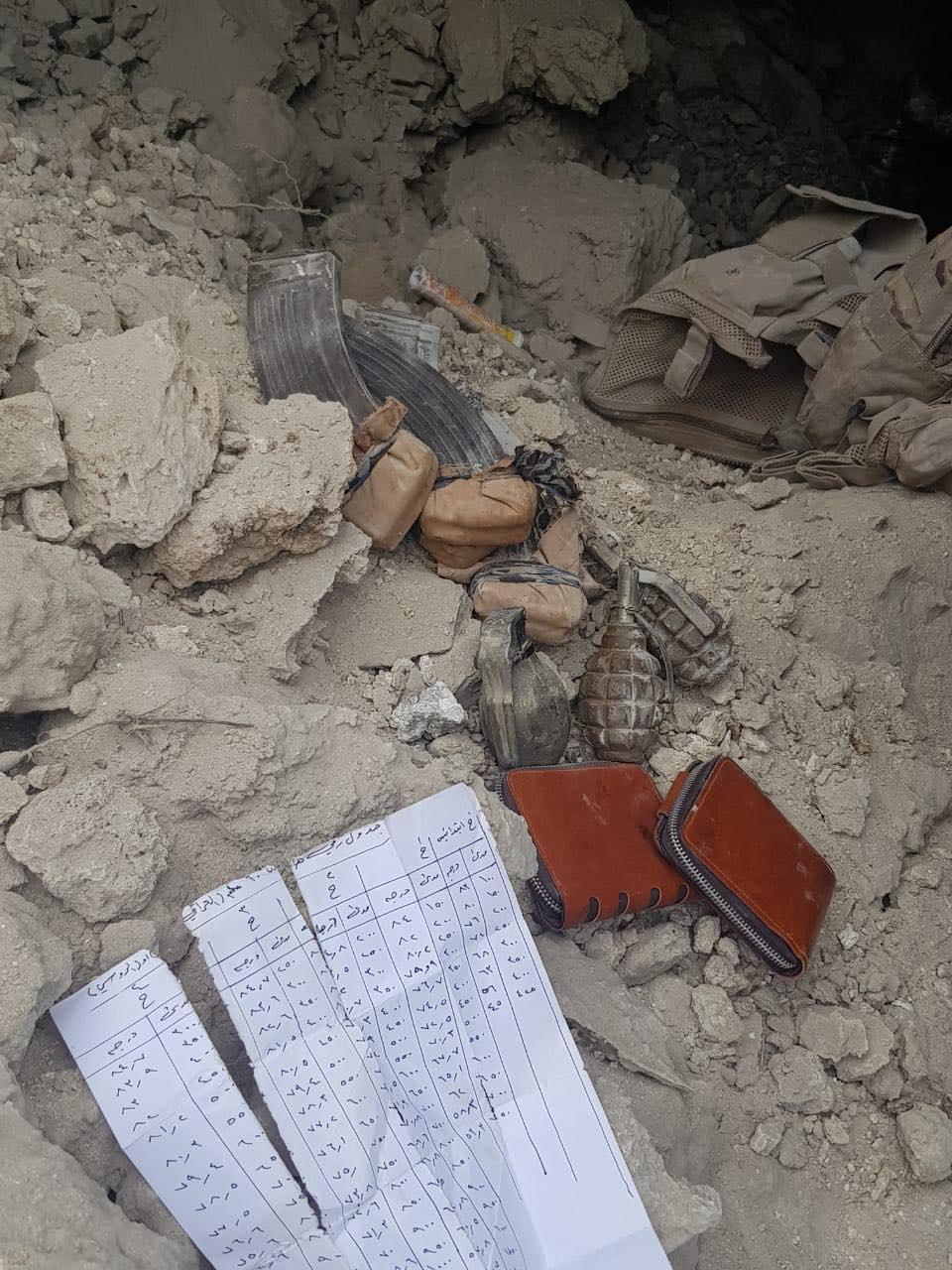 """جهاز مكافحة الإرهاب يباغت """"داعش"""" بإنزال جوي في منطقة وعرة (صور)"""