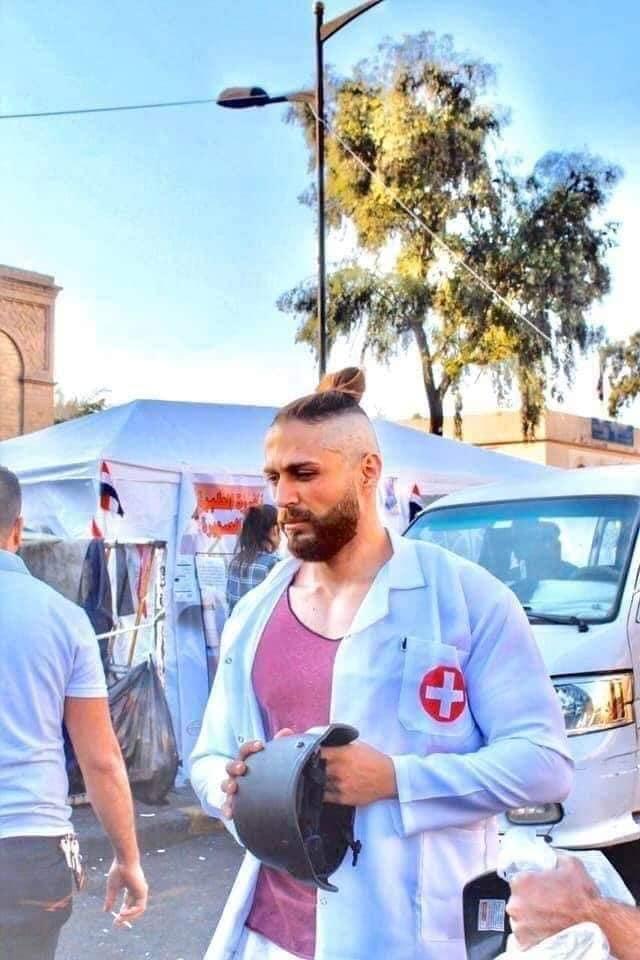 """غضب عراقي .. اختطاف الناشط إبراهيم حسين ومساومة عائلته على """"فدية"""""""