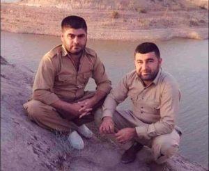 داعش يفرج عن شقيقين خطفهما قبل اسابيع في كمين قرب كفري (صورة)