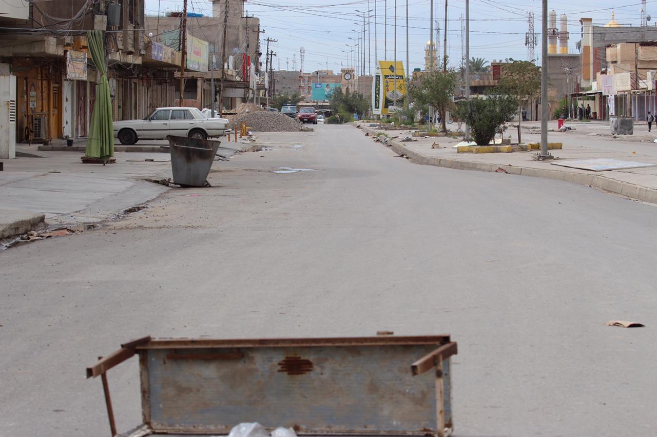 المحافظة العراقية الوحيدة الخالية من
