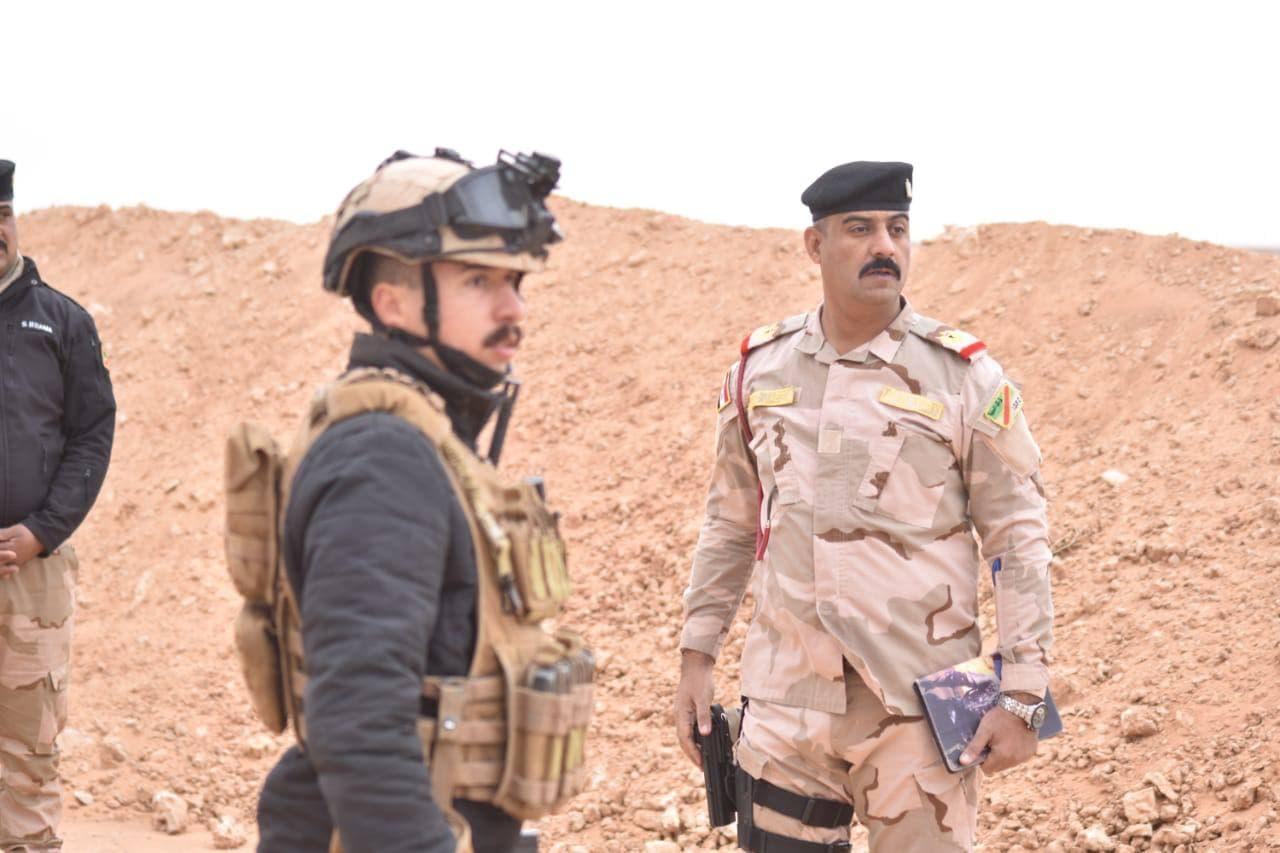 يارالله ينعى ضابطاً رفيعاً في الجيش العراقي بعد تصديه لهجوم شنه التنظيم