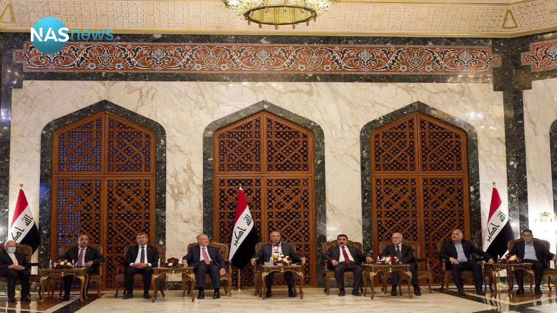 Prime Minister Mustafa Al-Kazemi's speech after his arrival in Baghdad (video)