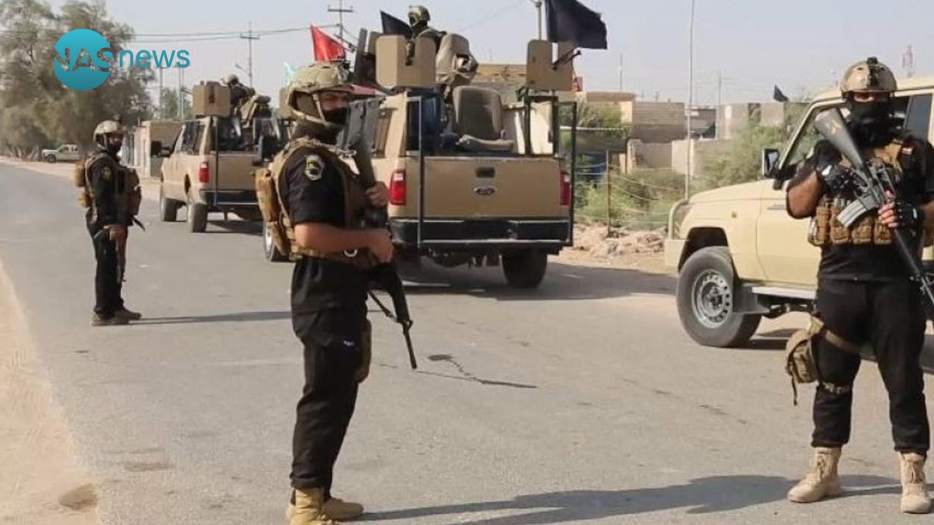 انطلاق المرحلة الخامسة من عمليات 'الوعد الصادق' في محافظة البصرة