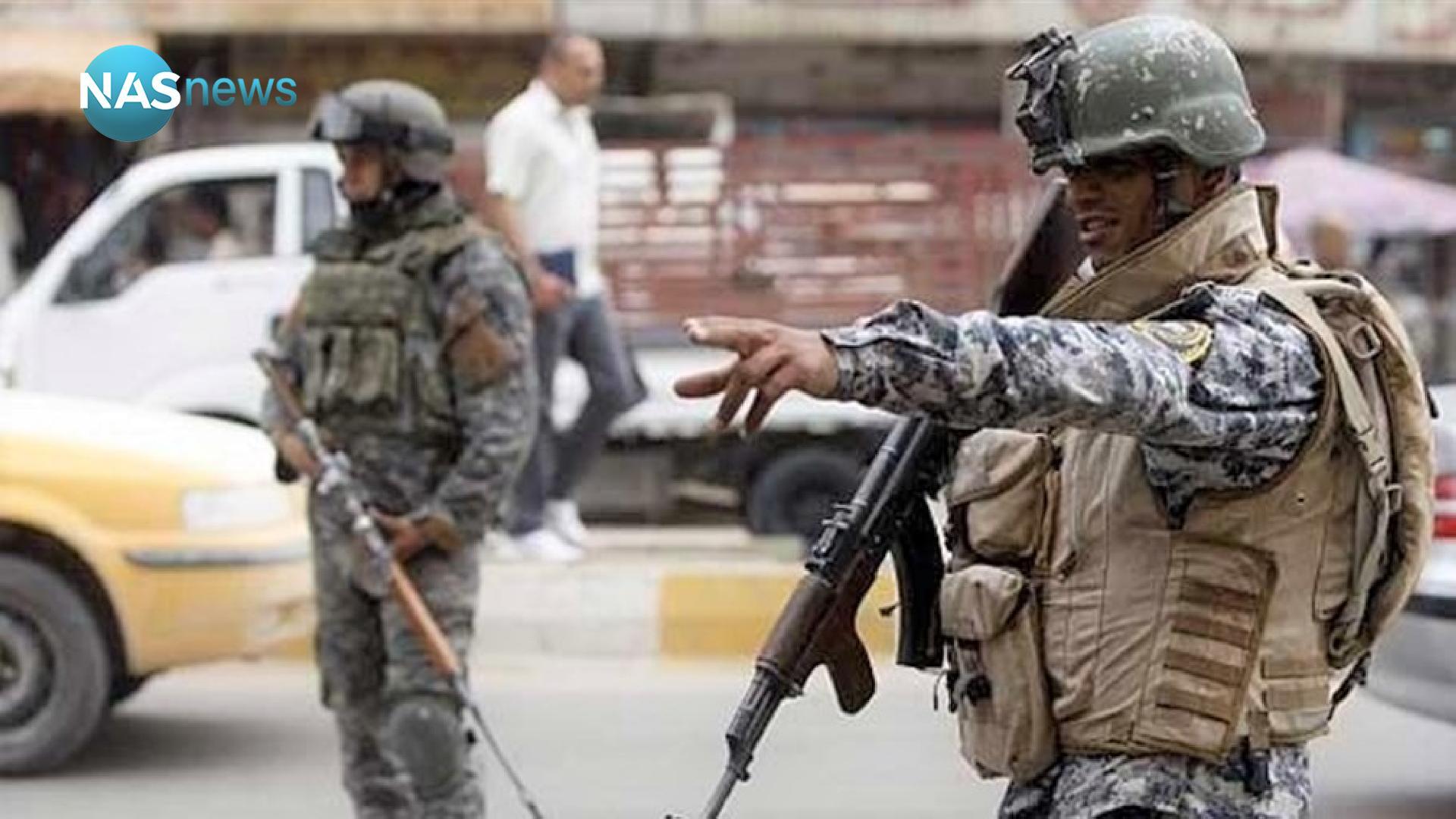 بغداد: عملية أمنية في 'باب الشيخ' وحملة اعتقالات ضمن الكاظمية وحي العامل