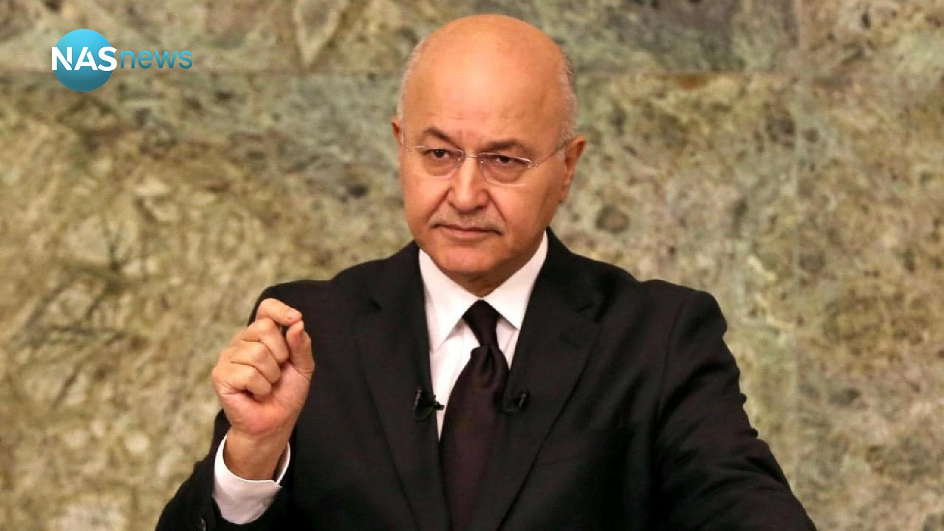 Barham Salih - The world is looking forward to the Iraqi elections and we want them to be able to achieve reform