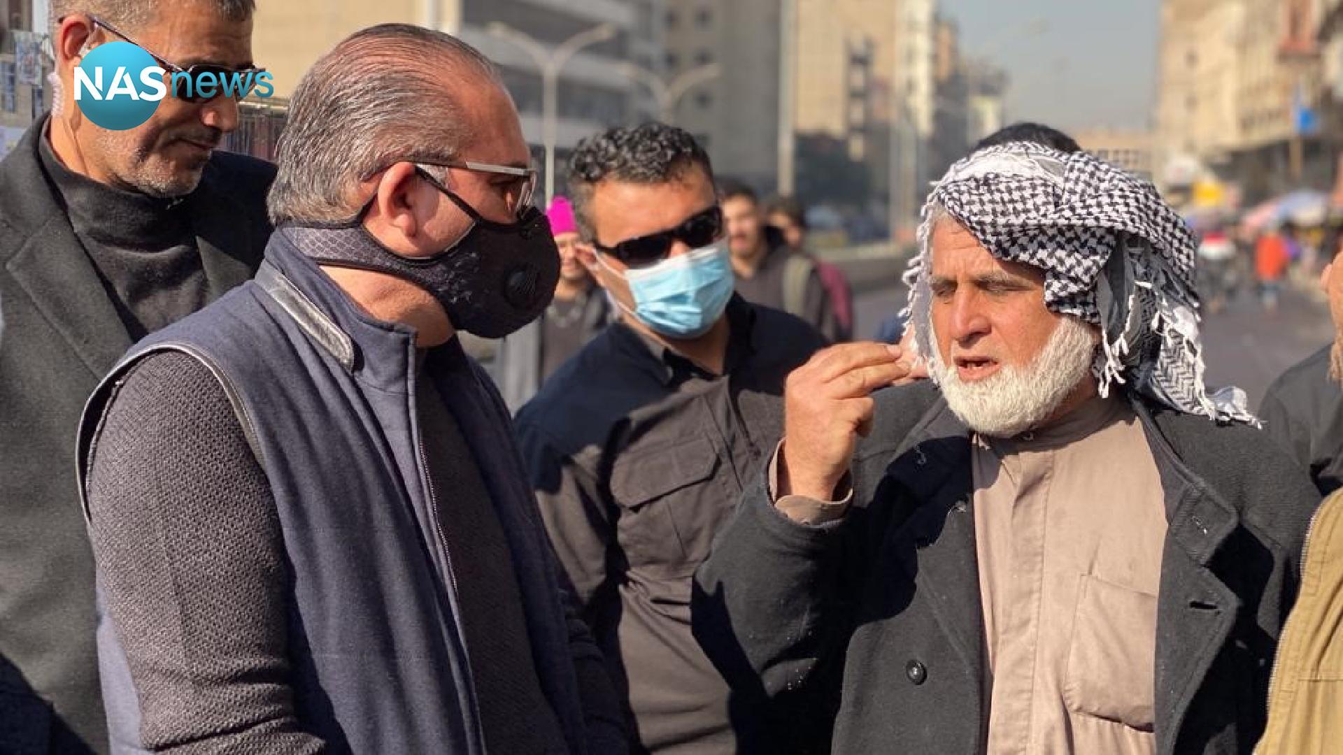 مصدر: شائعة استقالة أمين بغداد 'ملفقة'.. أطلقتها جهات متضررة من حملة الاكساء الكبرى