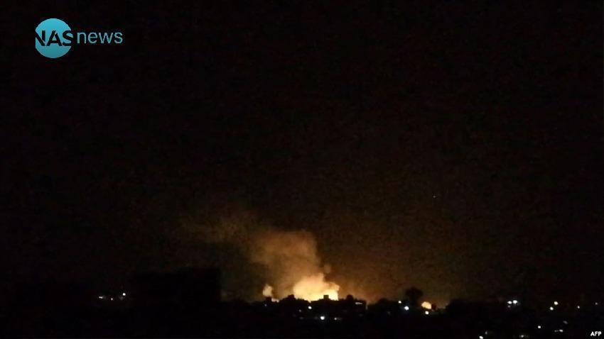 سماع دوي انفجارات وصافرات إنذار داخل المنطقة الخضراء ببغداد
