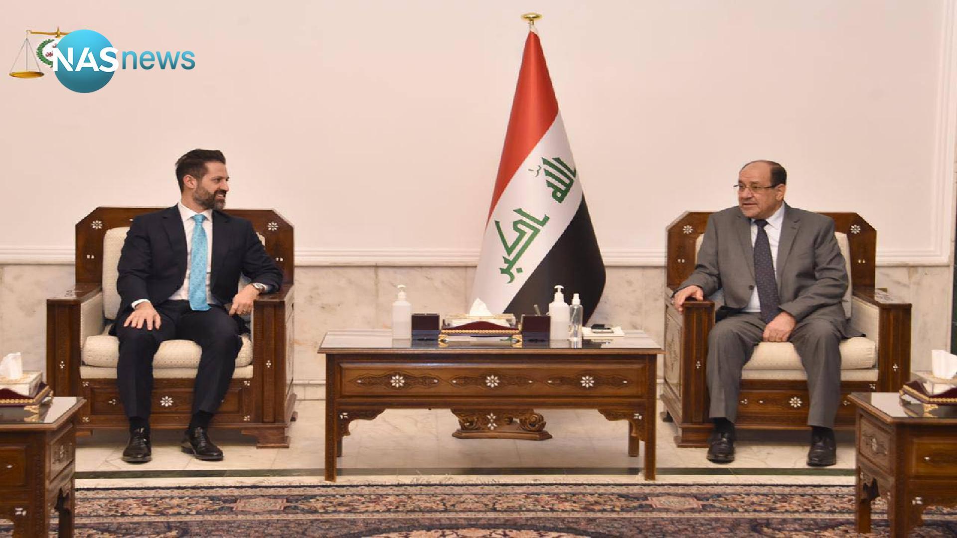 "Nouri al-Maliki presents a proposal for a ""radical solution"" to the Kurdistan delegation in Baghdad 4bbae0261-51692-202102010338"