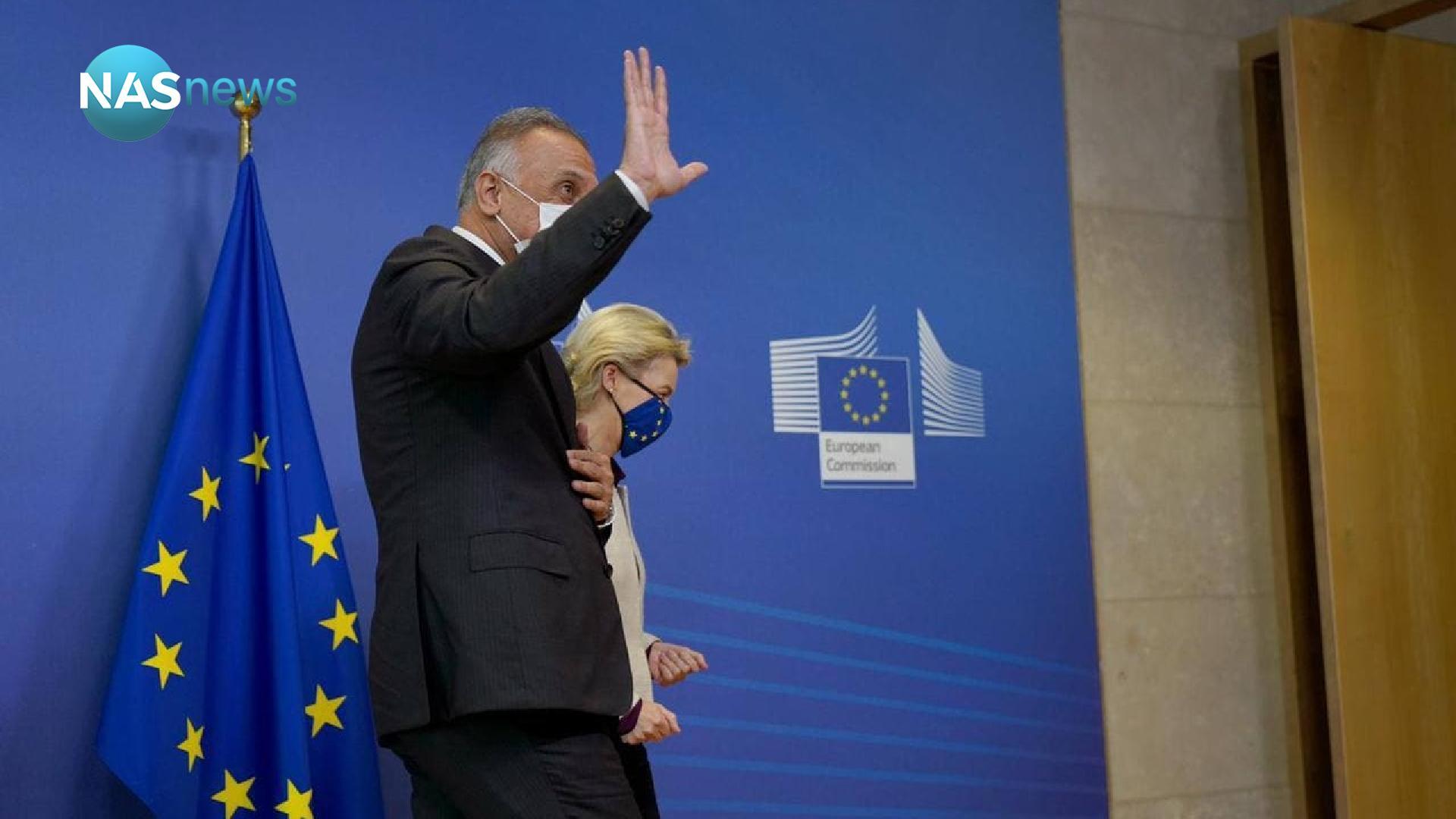 Al-Kazemi's full speech at the meeting of representatives of NATO countries