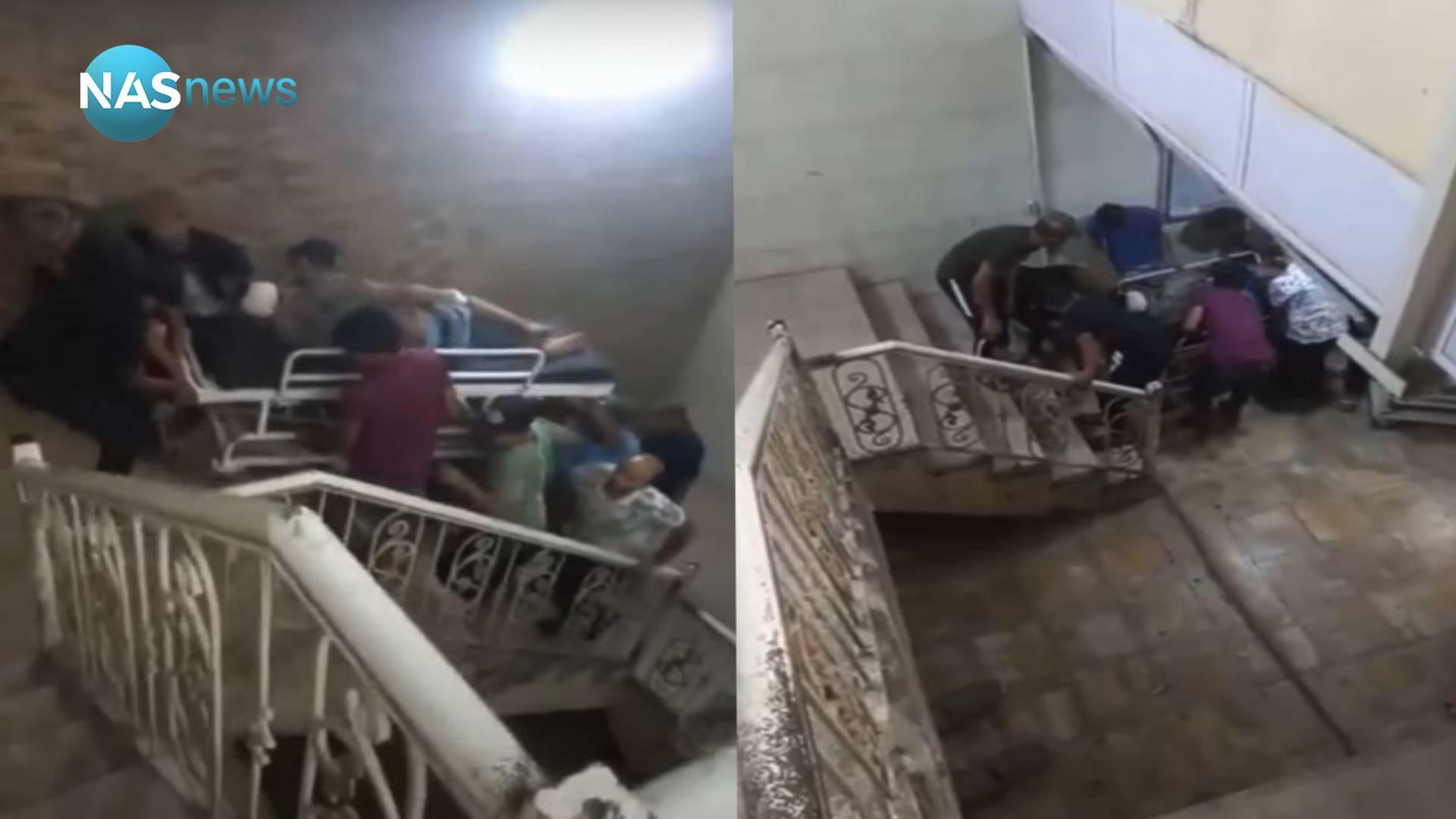 الصحة تخرج عن صمتها بشأن 'مصعد اليرموك' وتعلق على المشهد 'المربك' (فيديو)