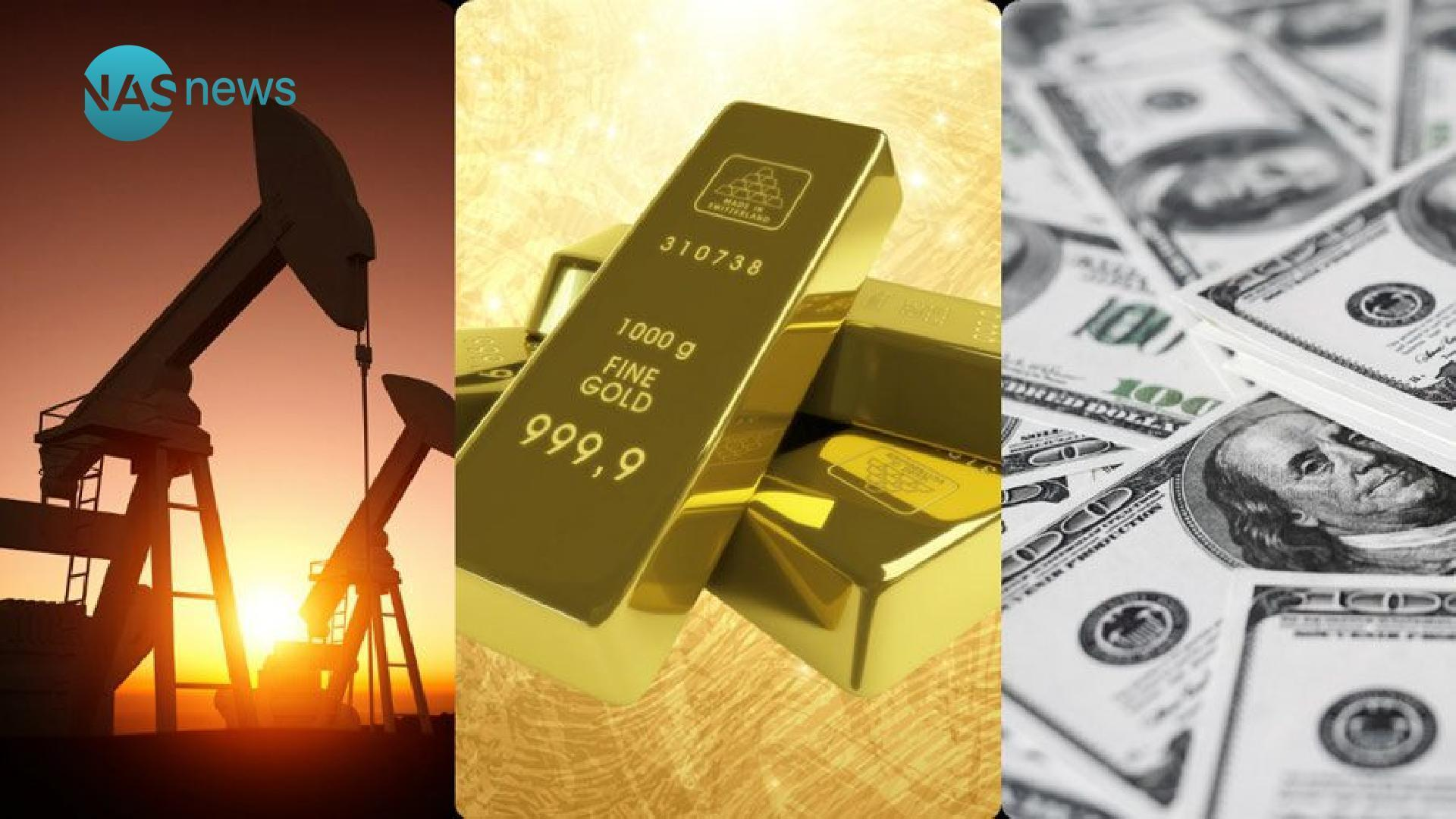 The Iraqi market ... The exchange rates of the dollar, foreign currencies, gold and minerals for today