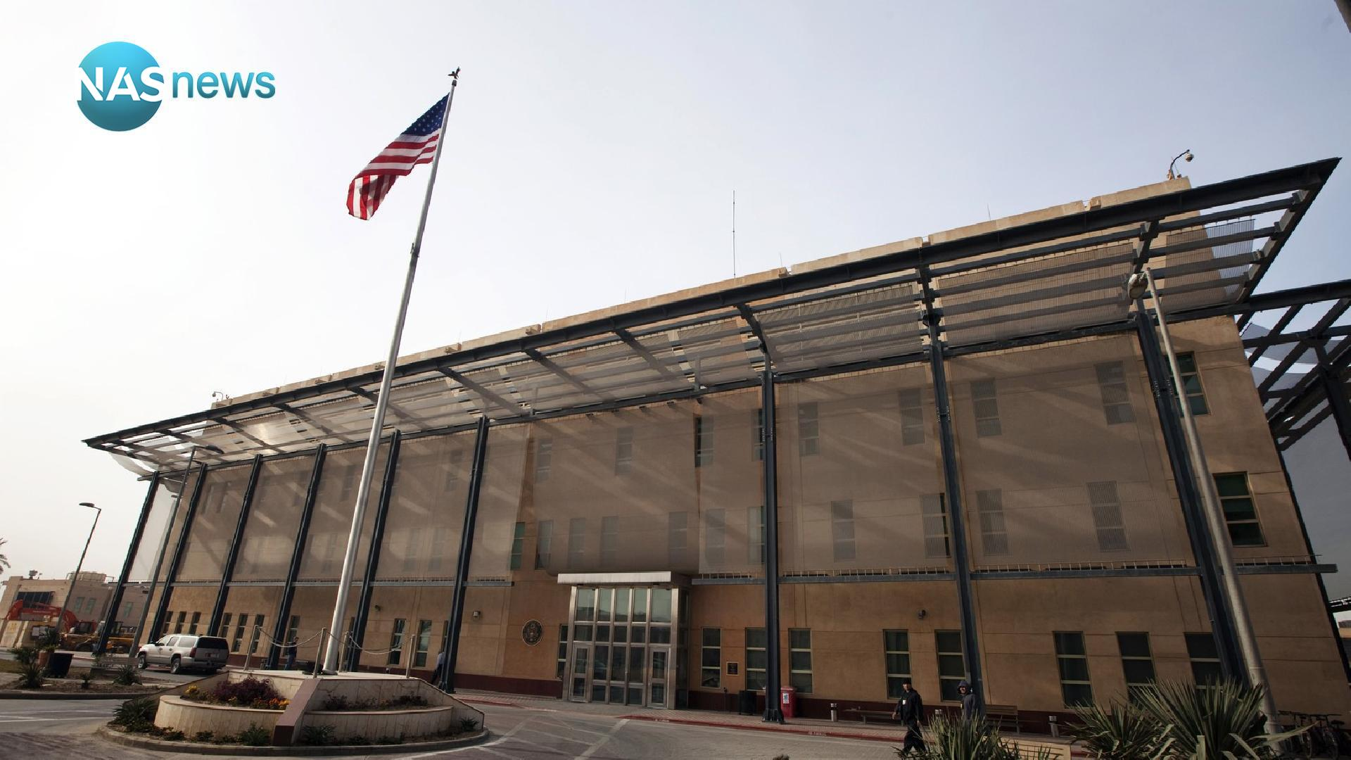 السفارة الأميركية: نتواصل مع أكثر من جهة بعد حريق مخيم النازحين في دهوك