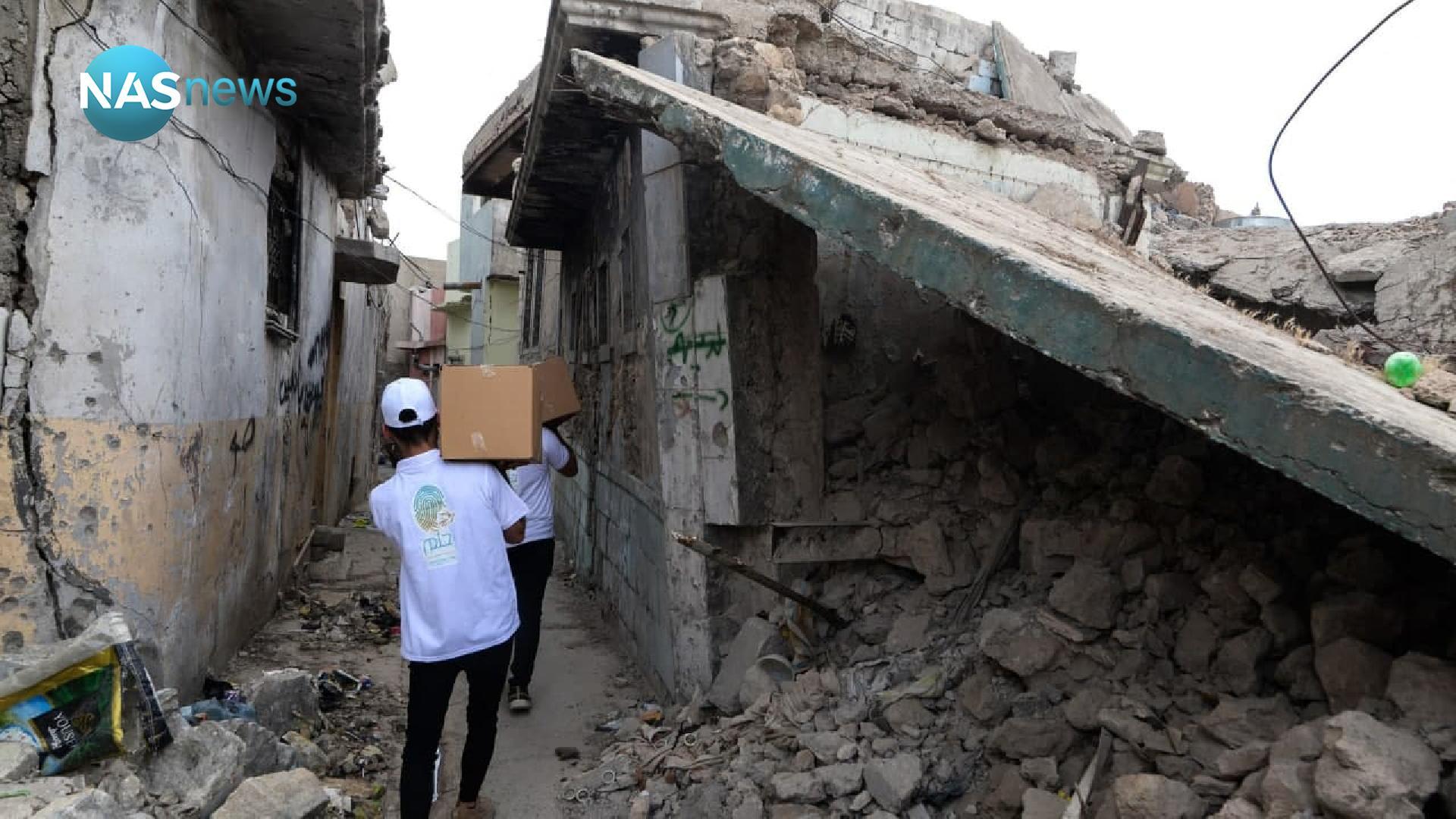 السلطات العراقية تباشر تحديد هويات رفات المئات من ضحايا التنظيم
