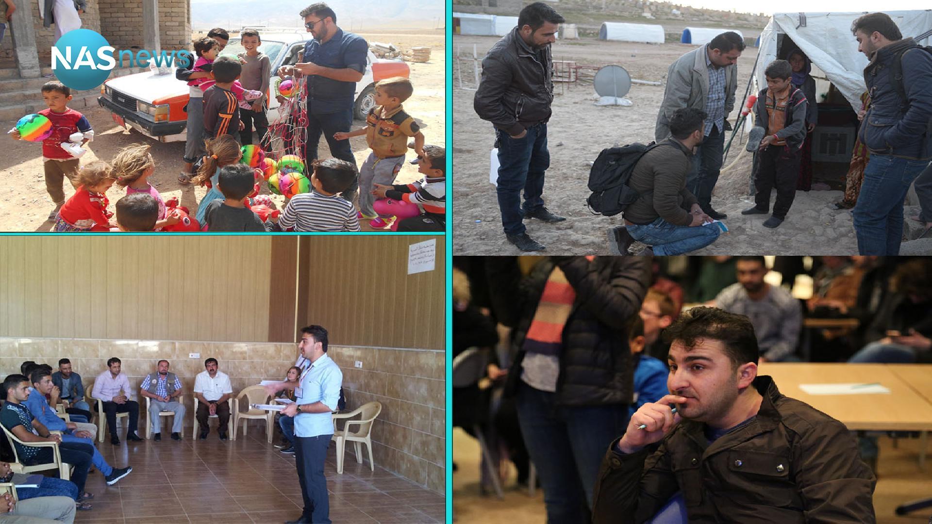 من 'مأساة' سنجار إلى منصات التتويج.. عراقي إيزيدي ينافس على جائزة الطالب  العالمية