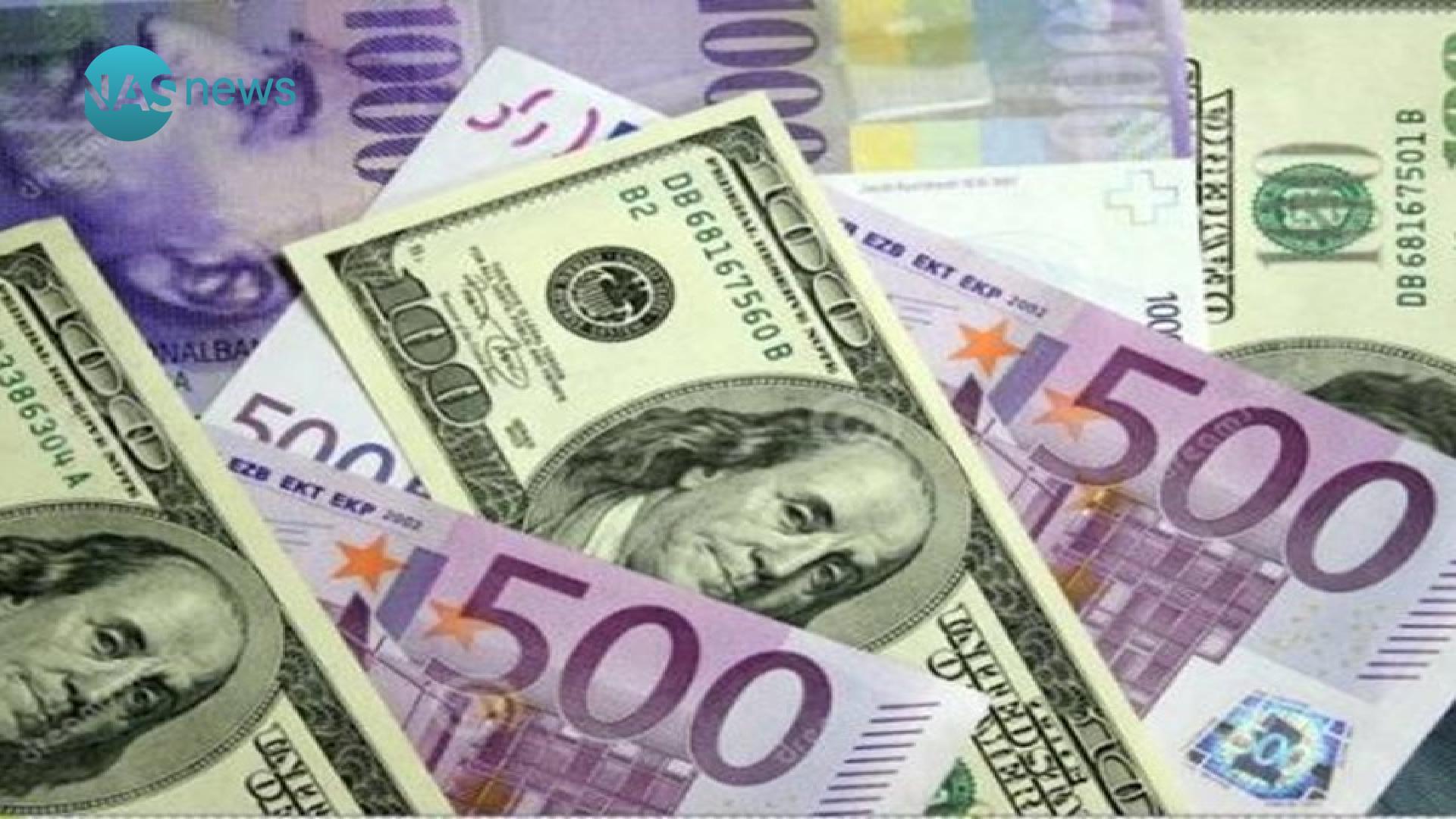 دولار.. يورو وإسترليني: أسعار صرف العملات الأجنبية مقابل الدينار في العراق