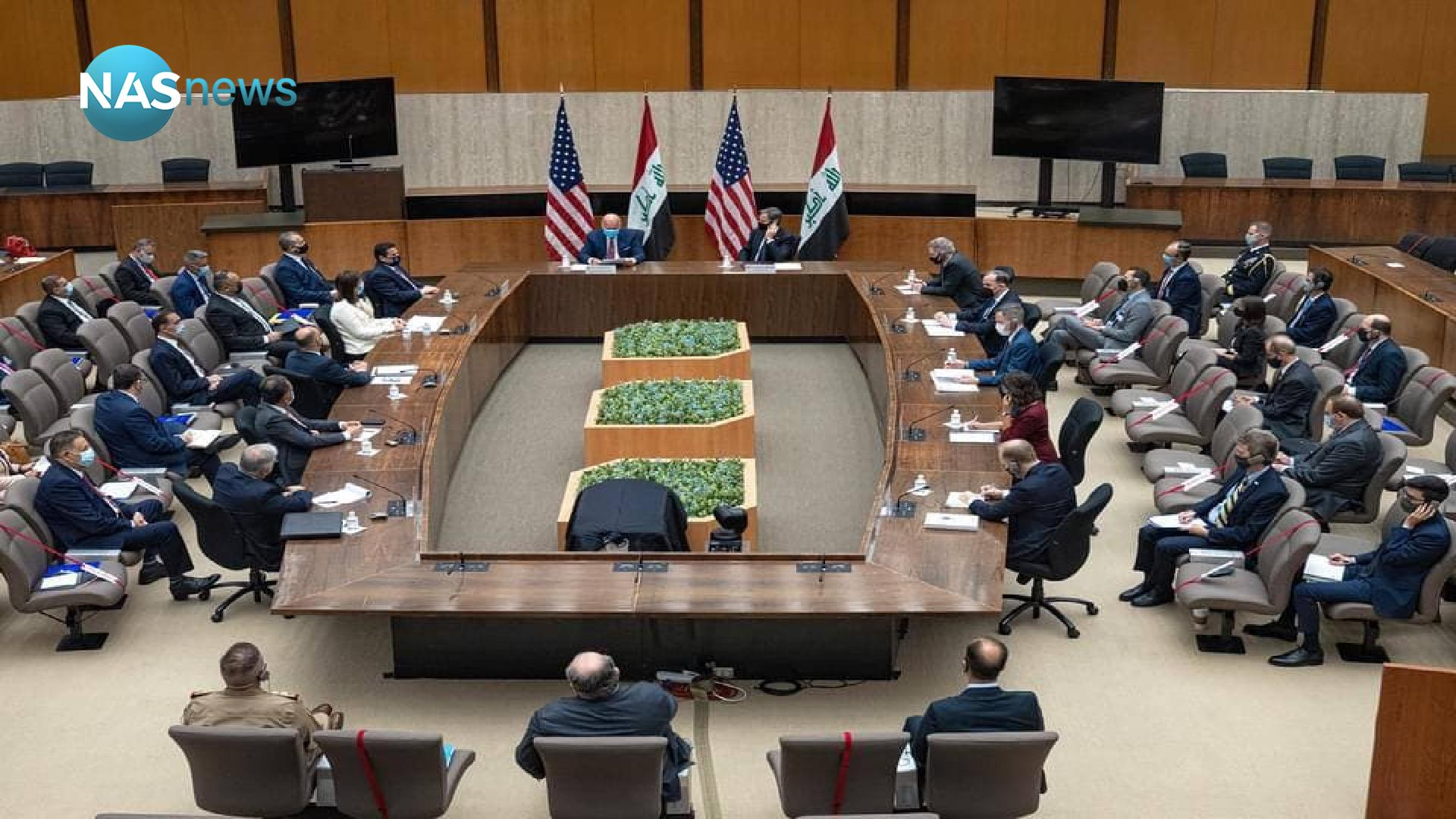 A statement from the US embassy on Friday's meetings within the strategic dialogue round