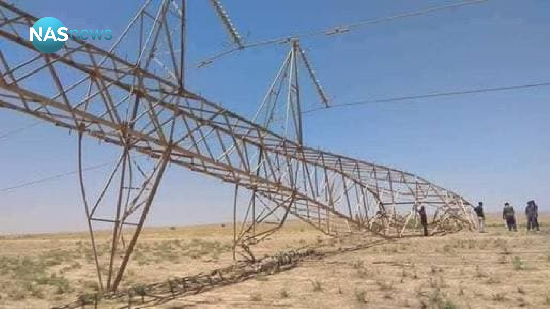 Electricity - a new attack that cuts the national system