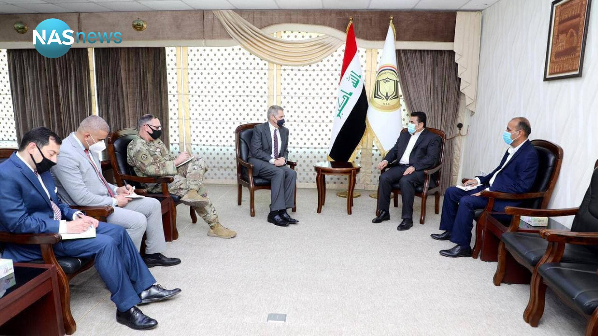 The American ambassador in Baghdad: Washington does not want any escalation with Iran on Iraqi soil
