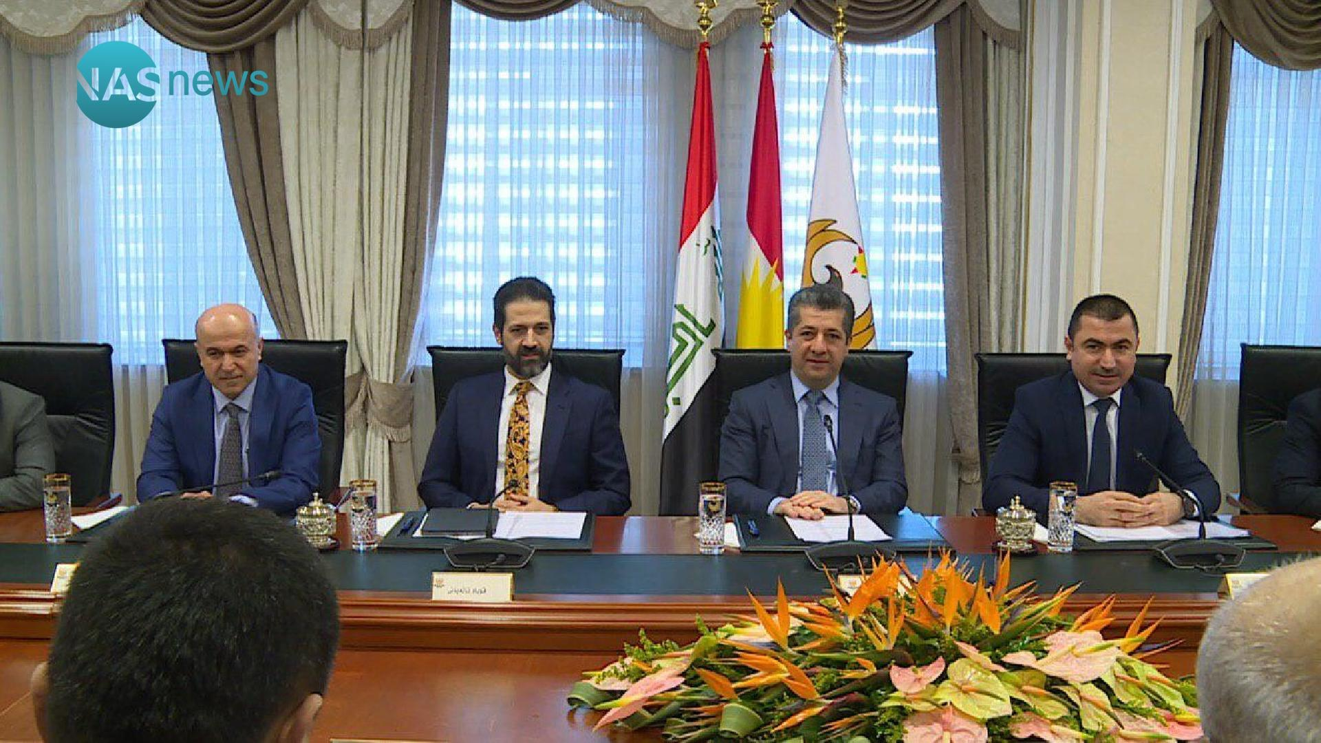 "Minister of Finance reveals the ""in-depth"" talks between Erbil and Baghdad next week on the oil of the region - Page 2 Bae97b9e5-30653-202005130616"