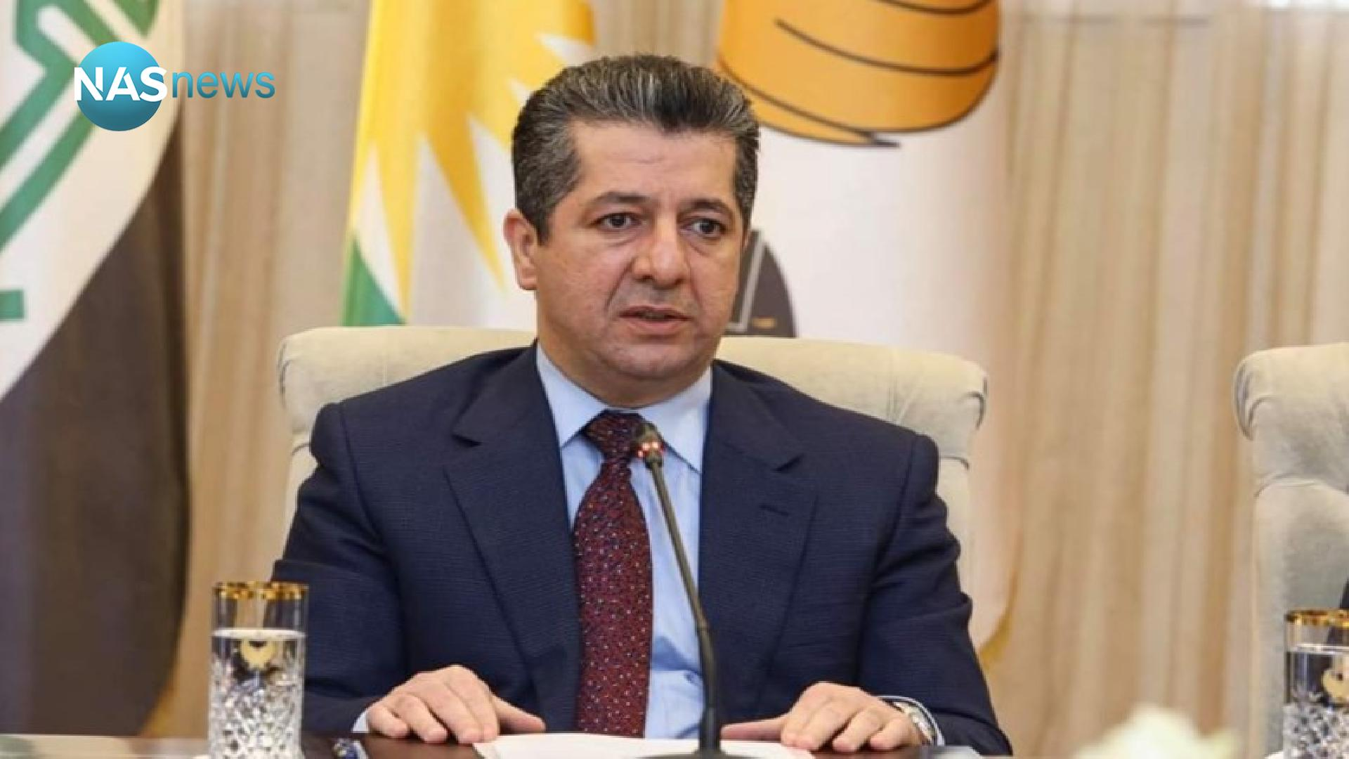 Barzani announces the agreement with Al-Kazemi to retroactively send the region's dues from the budget