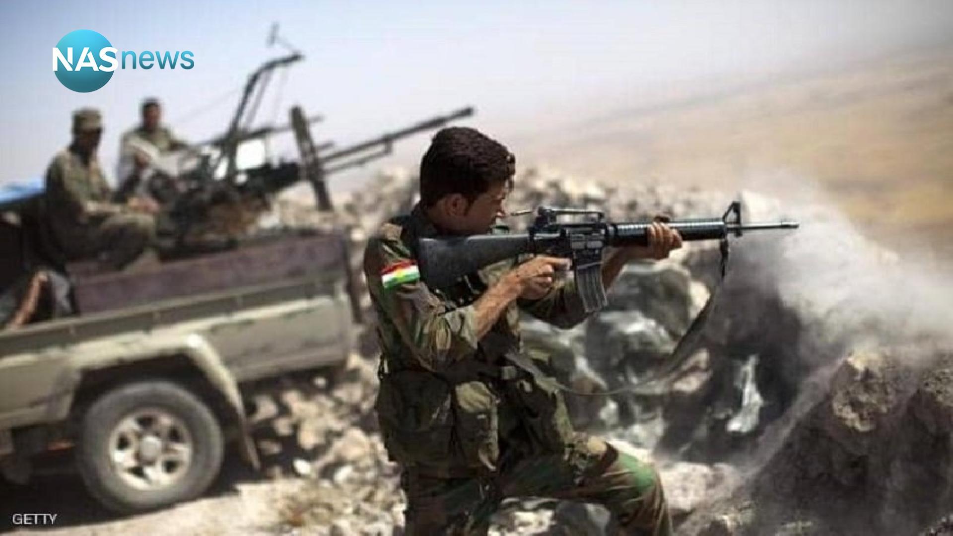 مواجهة مسلحة بين البيشمركة والعمال الكردستاني في دهوك