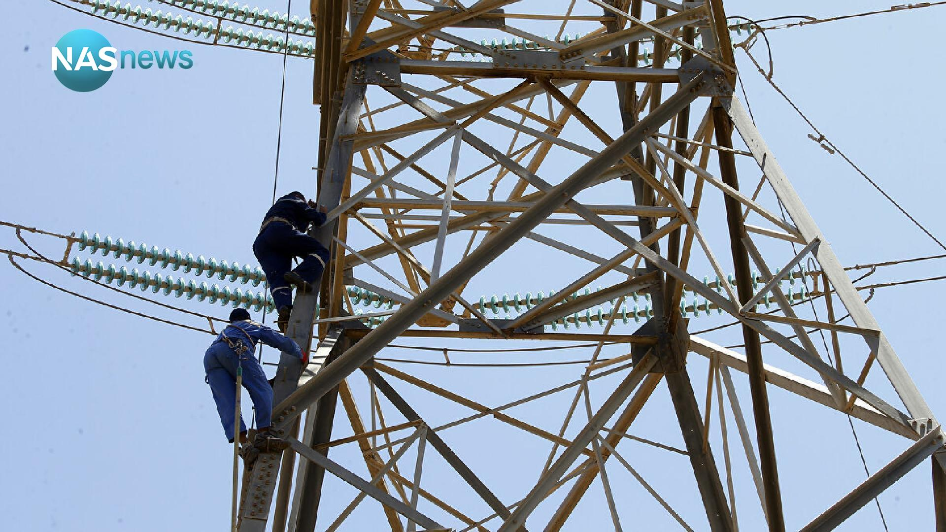 The Iraqi Ministry of Electricity announces a plan to add 50000 megawatts