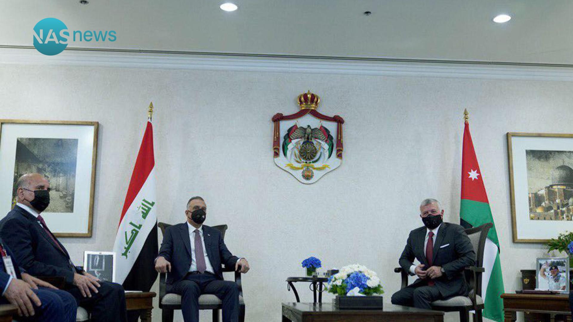 النص الكامل لكلمة رئيس الوزراء مصطفى الكاظمي في القمة الثلاثية