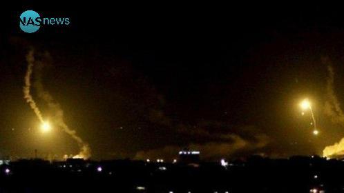 نائب يكشف منطقة انطلاق الصواريخ التي استهدفت محيط أربيل (صور)